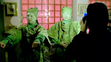 《出土奇兵》两个古代人吃仙丹冰封了500年,醒来被放博物馆展览