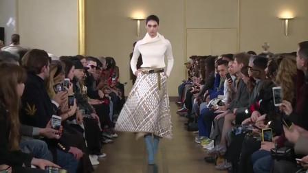 【时尚生活】YPROJECT 弗兰克威廉姆斯 2019 纽约时装周