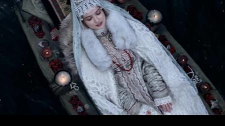 人们以为世界上没有龙了,便在米拉婚礼上唱起了龙之歌,结果龙来了