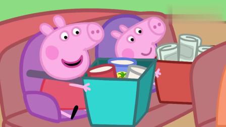小猪佩奇:猪爸爸猪妈妈在线教学垃圾分类,大家快来康康!