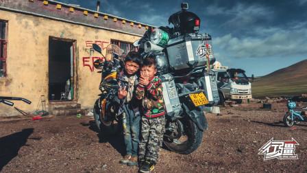 无人区里也有牧民?关键是这个藏族小孩没有上学,却会说普通话