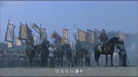 """电影版《水浒传》:""""金枪手""""徐宁大破呼延灼率领的连环马阵!"""