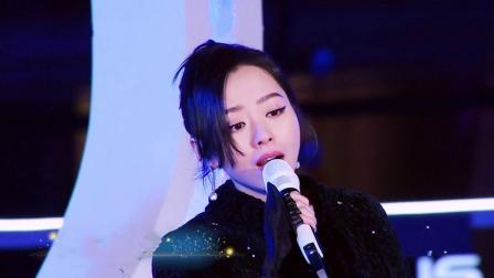 张靓颖《G大调的悲伤》,细腻动人别有一番风味 北京卫视跨年盛典 20191231