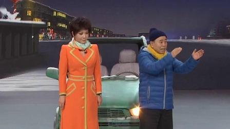 潘长江车站奇遇蔡明当司机