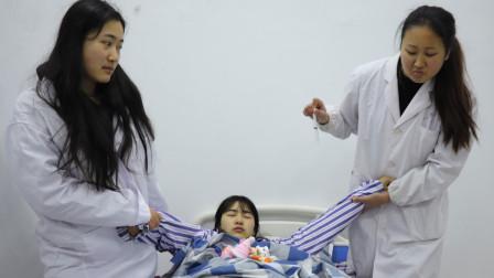 实习护士扎针送黏土玩具!竟把昏迷3年的植物人给扎醒了,为啥?