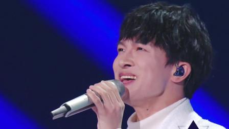 《跨年演唱会》周深日语演唱《千与千寻》主题曲,空灵天籁好听到爆炸!