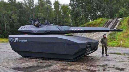 就连美俄都造不出的隐身坦克,到底有多牛?可瞬间变成小轿车!