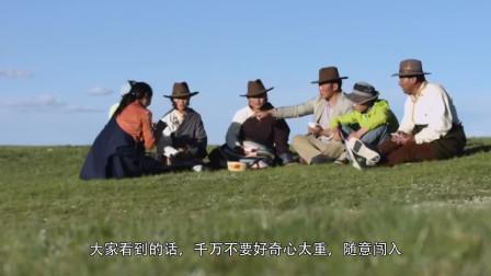 在西藏看到白色帐篷,不要随意闯入,很有可能回不来