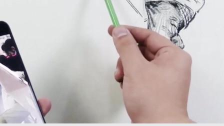 杭州画室-将军画室美院校考方向速写