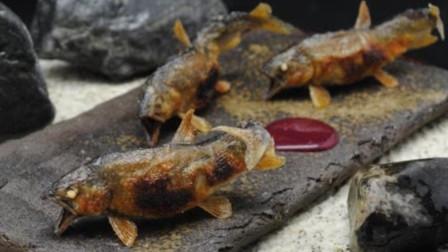 日本最残忍的烤鱼有多恐怖?制作过程看着都痛,不料烤出来可真香