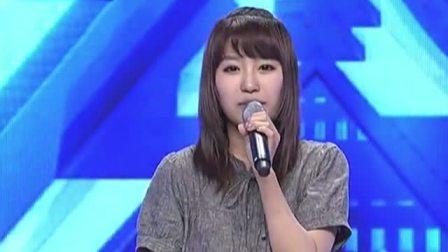 她一首歌唱哭了多少人,连评委都说,她是少有几个能唱过原唱的
