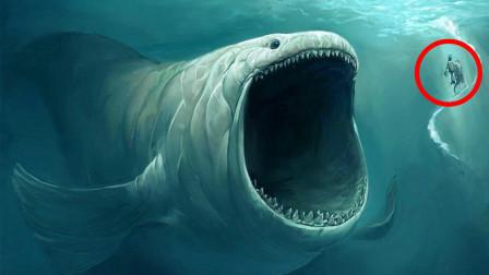 唯一被证实的生物,世界十大怪兽之一,卡布罗龙!