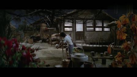 功夫剧:富家少爷欺负卖豆腐的女子 岂料女子竟是深藏不露的高手