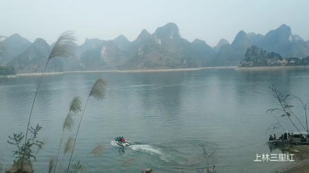 2020年第一天,这帮游客自带飞艇,嗨翻了大龙湖!真的很过瘾!