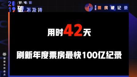2019中国电影居然刷新了118个纪录!棒👍