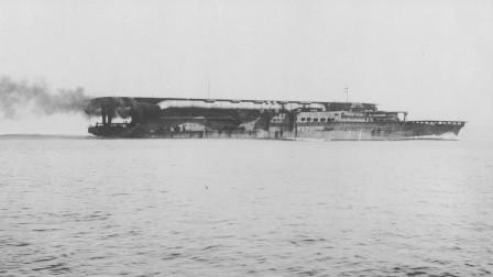 加贺号,先是战列舰,后来是航母,从一开始就注定是个失败者