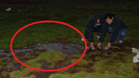 黄河源头被发现,竟只有碗口一般大,专家却警告人们不要靠近?