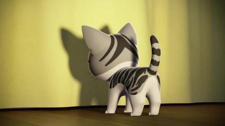《甜甜私房猫》一起玩影子的游戏吧