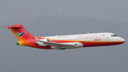 封锁终于成为过去式!第21架国产新客机成功交付,已经投入运营了