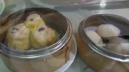 米其林1星餐厅的港式茶点,看着就超级好吃的,口水已经止不住了
