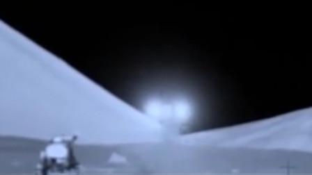 美国阿波罗登月 未被广泛流传的一段视频