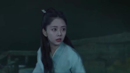锦衣之下:谭松韵现在被困船上,怎么任嘉伦还直接把她扔到水里了?