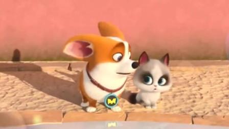 飛狗MOCO小公舉和MOCO戀愛后好逗