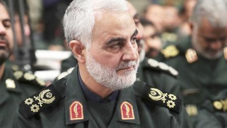 一国之殇!苏莱曼尼被美军,伊朗最高领袖下令全国哀悼三天