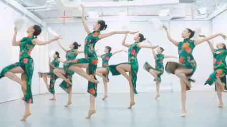 古典舞《夜上海》,要了解旧上海这座城市的风情,就从走近旧上海美人们开始。