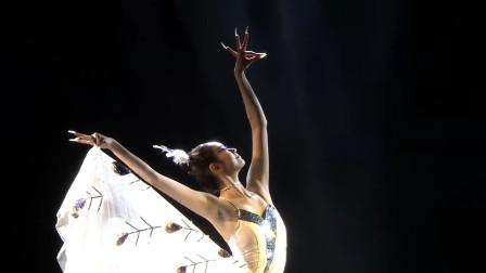 杨丽萍传承人《雀之灵》惊艳绽放COSMO盛典,这就是艺术的力量!