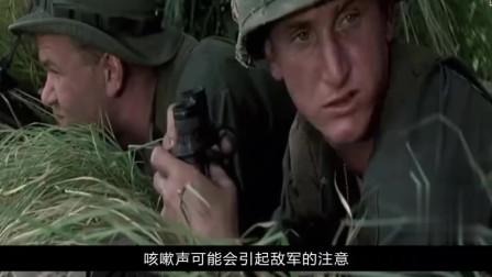 一部精彩的美国越战电影,反应了美军的残暴罪行《越战创伤》