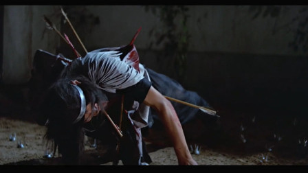 独臂刀王..我只是一个配角,导演太狠了