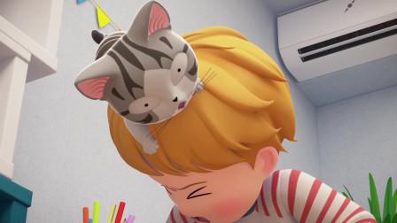 《甜甜私房猫》噢,小猫闯祸了