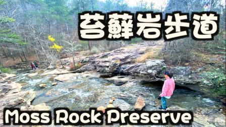 阿拉巴马的苔藓岩步道 | Moss Rock Preserve