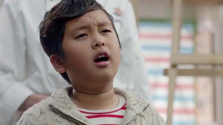 熊爸熊孩子:蛋糕店迎来强势对手,熊孩子急忙报告给老爸