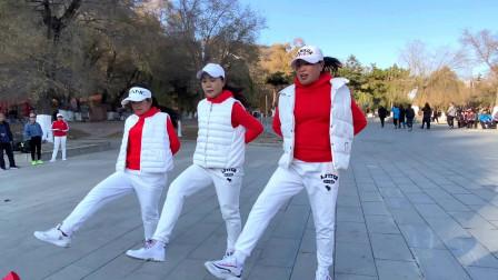 鬼步舞《东北汉子》舞步动感欢快又简单,好听好看又好学