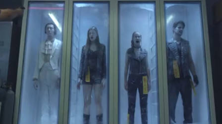 探险队发现4个冰冻人,已经活了上百岁,早都不是人类了