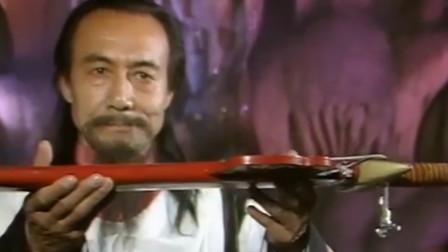 自己的徒弟自己疼,道德真君把千年辟邪宝剑打回原形,送给黄天化