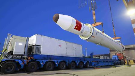 全球仅2国可制造,中国首枚90吨飞翼火箭升空,可自动降落再使用