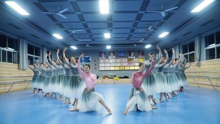 凤丹舞蹈学校成人芭蕾班