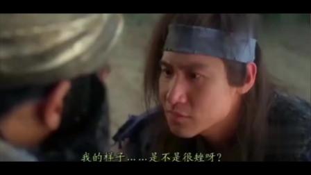 东成西就:梁朝伟作死偷袭张学友,结果把自己弄成香肠嘴