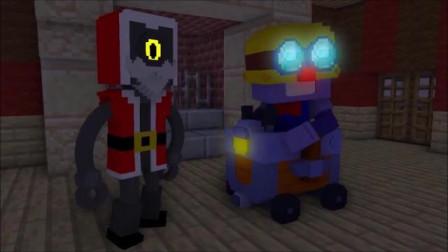 我的世界动画-特别的圣诞礼物-Yoorop