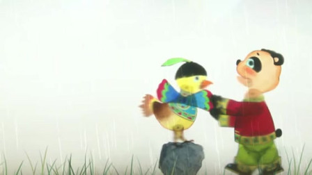 《中华熊猫》终级预告片,动画、喜剧、功夫熊猫