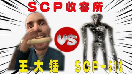 搞笑配音作死王睡前遇到SCP513注定今夜無眠太逗了