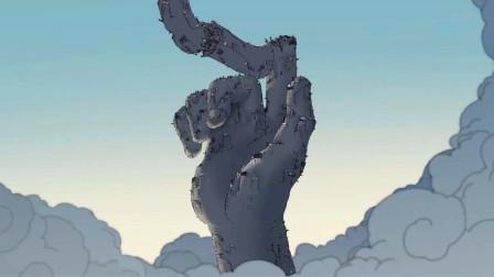 一指城:高楼建了1500层,等到突破云霄,才发现建成了手指的样子