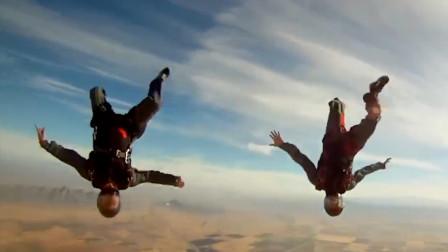 从9千米高空自由落体,人类会有什么感觉?看完我怂了