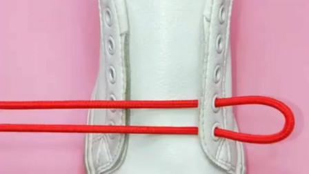 双鱼座最新系法,回头率最高的鞋带,非它莫属!