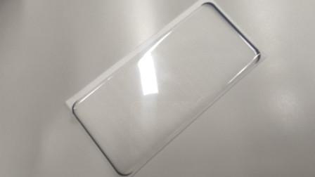 疑似小米10曲面钢化膜曝光,三星官宣暗示发两款新品