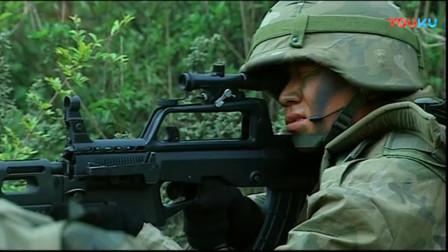 《士兵突击》李晨不喊话,直接把机会留给宝强,不料宝强惹祸了!