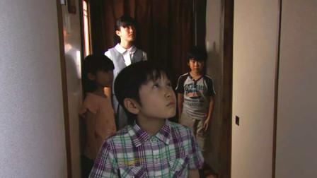 男孩天生阴阳眼,家里还住了好几只鬼,每天一举一动都被鬼盯着